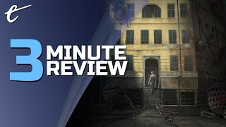 INDUSTRIA | Review in 3 Minutes (Video Game Video Review)