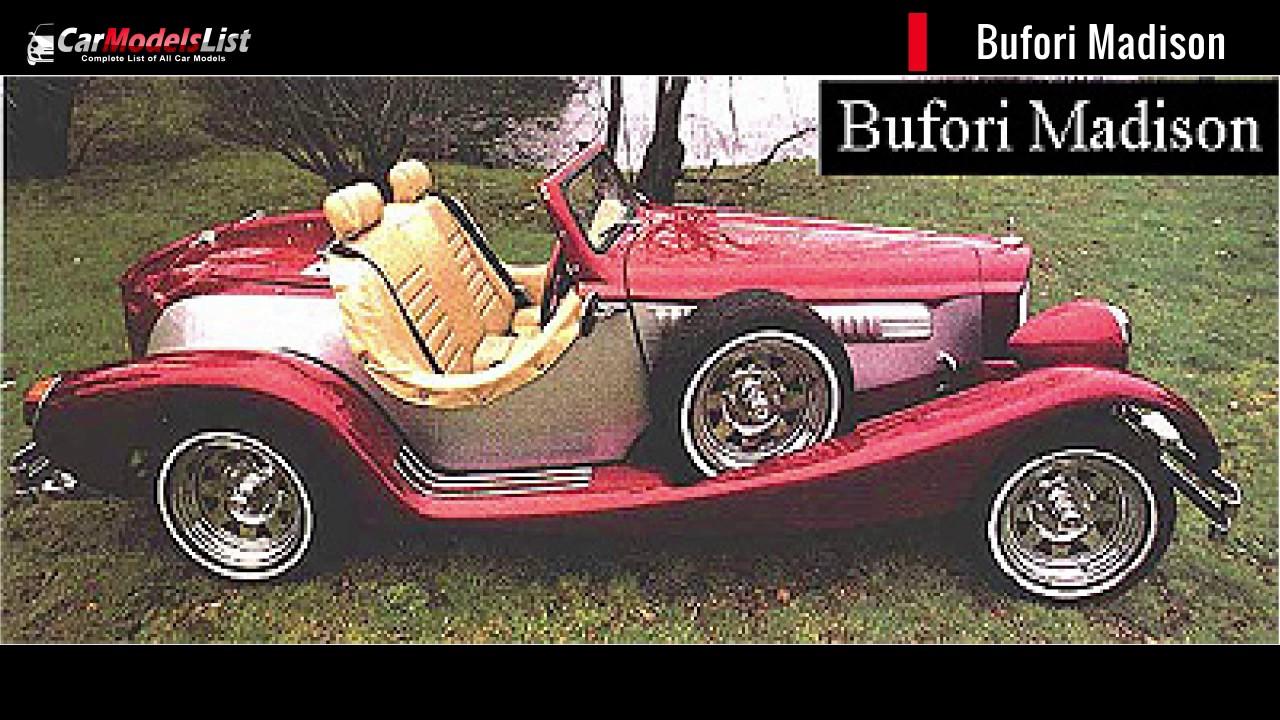 All Bufori Models | Full list of Bufori Car Models & Vehicles - YouTube
