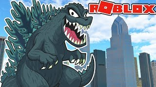 ROBLOX | It's Godzilla !