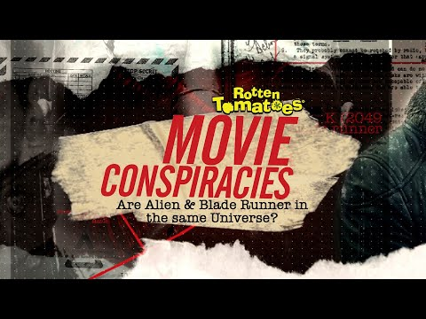 Do The 'Alien' And 'Blade Runner' Franchises Exist In The Same Universe? | Movie Conspiracies
