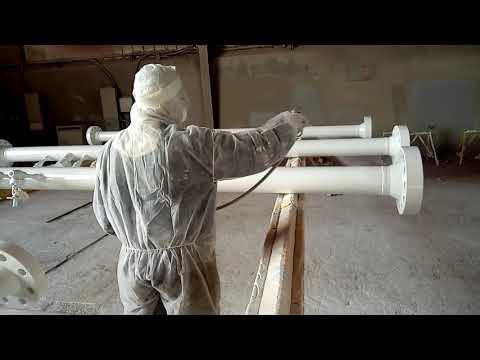 Pipe Spray Paint airless