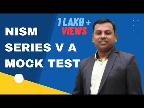 NiSM Mock Test   Unit 3 Legal & Regulatory Environment