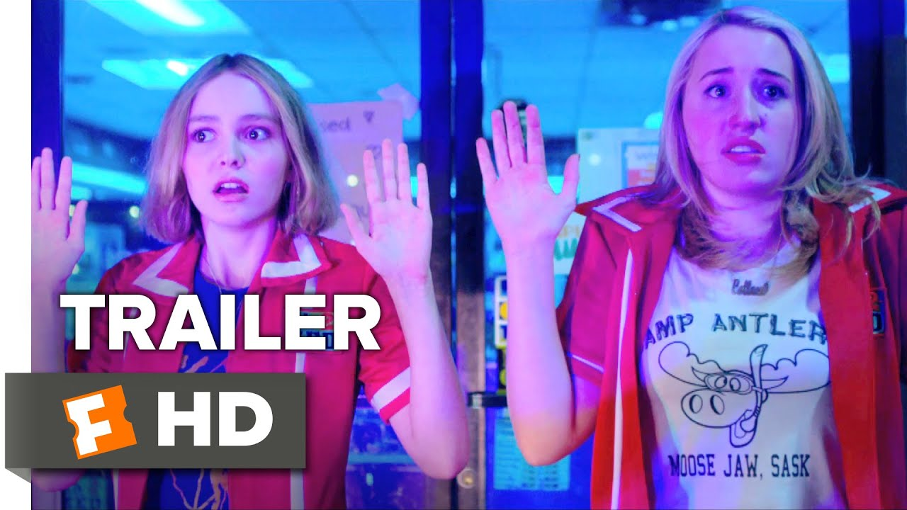 Download Yoga Hosers Official Trailer 1 (2016) - Johnny Depp, Lily-Rose Melody Depp Movie HD