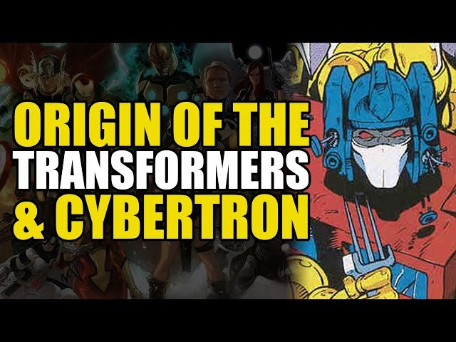 Origin Of The Transformers & Cybertron | Comics Explained