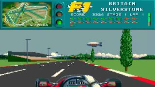 ATARI ST GAMEDEMO F1 FORMULA ONE CHAMPIONSHIP DOMARK JUST FOR FUN INCLUDED PDGames2 19xx(Lankhor)