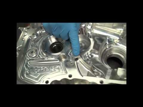 Part 1: Honda Dogbox Transmission Assembly Information - YouTube