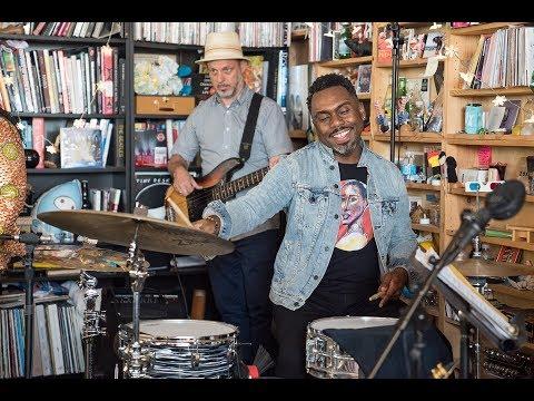Nate Smith + KINFOLK: NPR Music Tiny Desk Concert