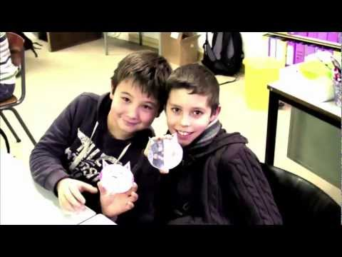 Creative Workshop Video - Ecole Parc Schuman Woluwe-Saint-Lambert
