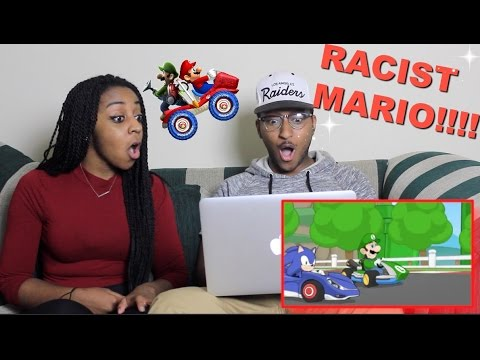 Download Couple Reacts : Racist Mario Reaction!!!!