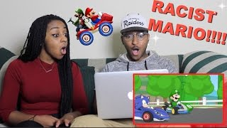 Couple Reacts : Racist Mario Reaction!!!!