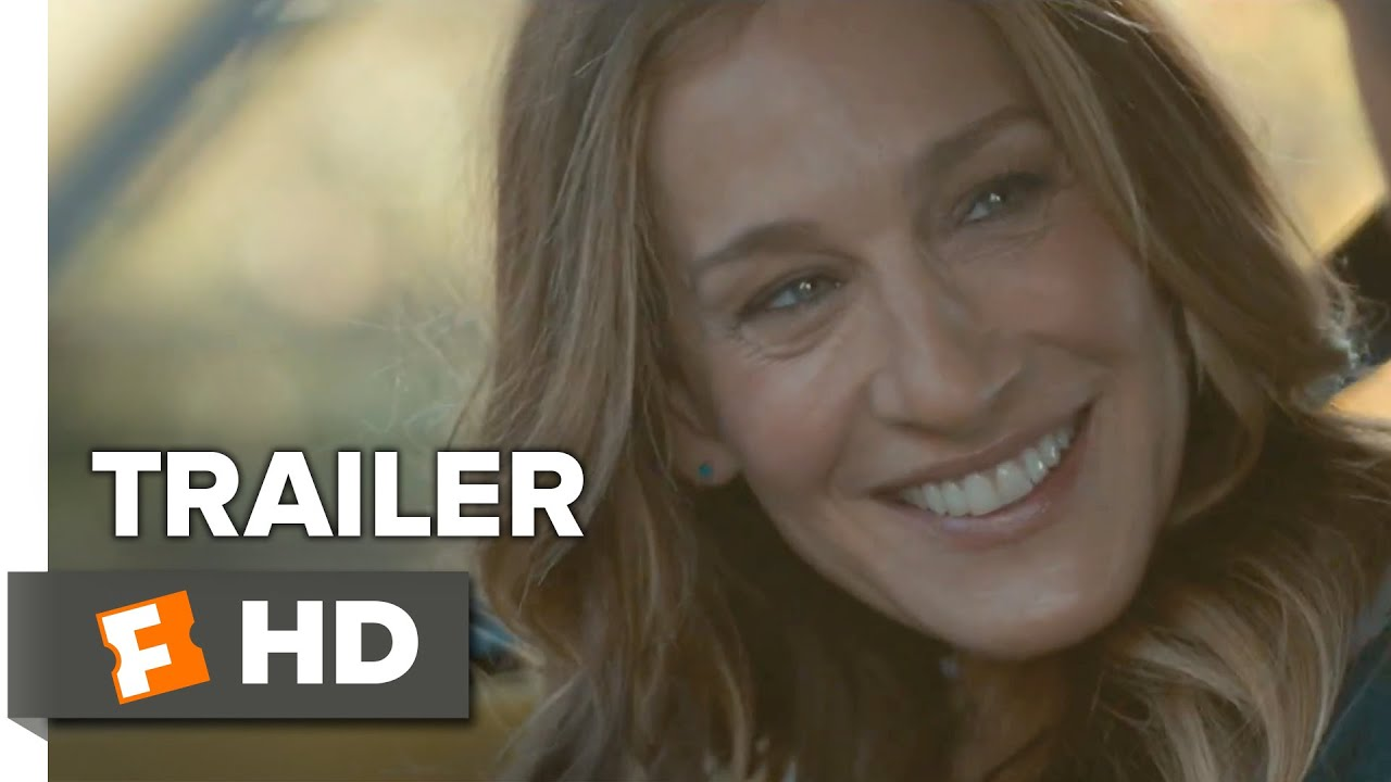 All Roads Lead To Rome Official Trailer #1 (2016) - Sarah Jessica Parker, Rosie Day Movie HD