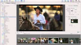 Apple - Software - Aperture - Creating Slideshows with Audio and Video