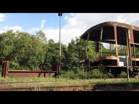 Bahnbetriebswerk/Lokschuppen Gerolstein