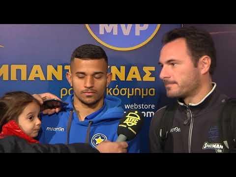 BADOUNAS MVP: Igor Silva