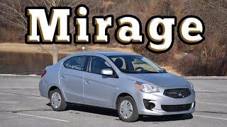 2018 Mitsubishi Mirage G4 5MT: Regular Car Reviews