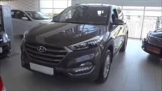 Hyundai Tucson Comfort 2016. Обзор автомобиля смотреть
