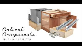 Purchase Custom Cabinet Components