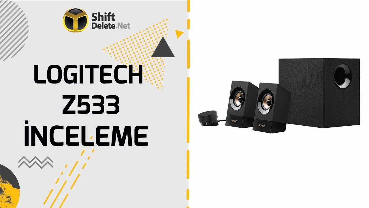 LOGITECH Z533 SPEAKER SYSTEM W/ SUBWOOFER (OFFICIAL REVIEW AND TESTING!!!)