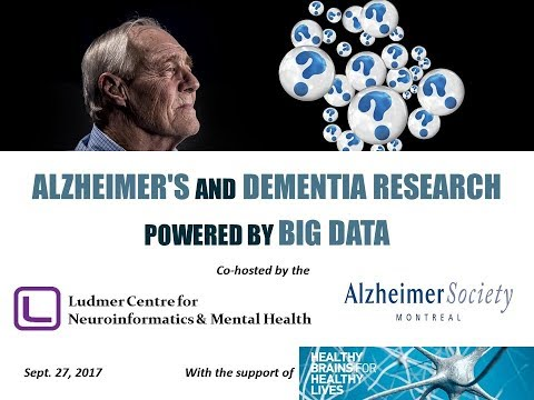 ALZHEIMER'S and DEMENTIA RESEARCH powered by BIG DATA
