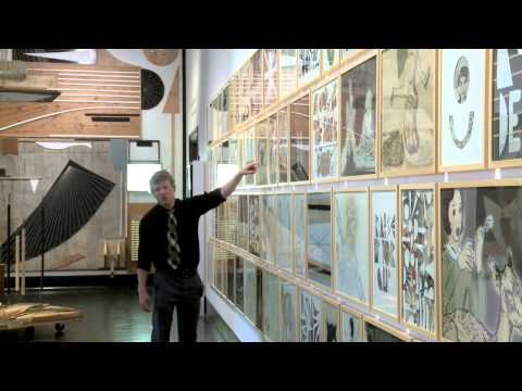 Artists Gallery Tour: The Many Places We Are