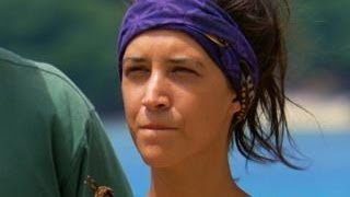 Survivor: Blood vs. Water - Immunity/Reward Challenge:  Pulled Up