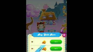 How to get free gold bars in Candy crush soda 100000% working