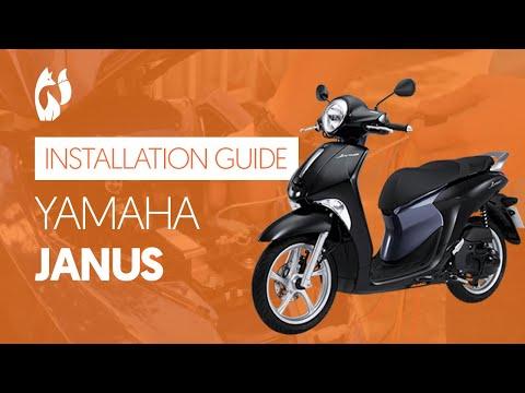 Hướng Dẫn Lắp Đặt Khoá Chống Trộm FOX Dòng Xe Yamaha Janus