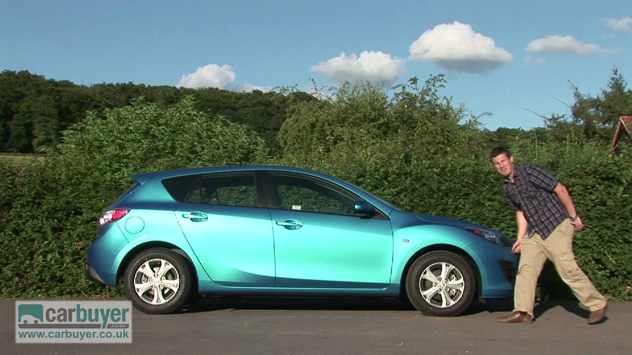 Mazda3 Hatchback (2009 2013) Review   CarBuyer   YouTube
