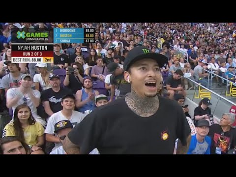 X Games Minneapolis Men's Skate FINALS 2019 - Highlights