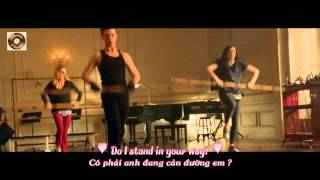 "[Lyrics+Vietsub] GLEE - Love Is A Battlefield from ""Tested"""