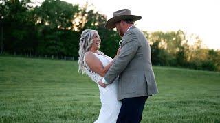 Brandi & Tyler | Timbermeade Farm, Culpepper, VA