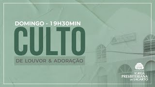 Culto   09/08/2020