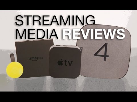 Streaming Media Reviews - 4 New Players | Consumer Reports