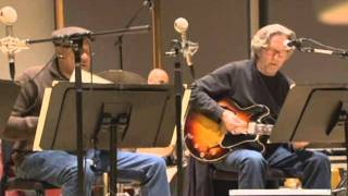 Eric Clapton - Rehearsal with Wynton Marsalis [Behind the Scenes]