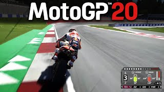 MOTOGP 20 | MARQUEZ GAMEPLAY & TYRE MODEL BREAKDOWN! (MotoGP 2020 Game PS4 / PC / XBOX)