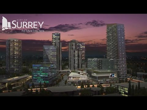 The Future of Surrey British Columbia