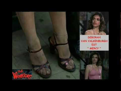 Pieds Celebres by MADKILLROY deborah van valkenburgh dans the warriors.wmv