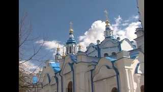 Знаменський кафедральний собор в Тюмені. Проект ''Росія 10''.