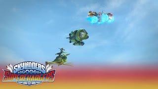 """Official Skylanders SuperChargers: """"Go Big or Go Bigger"""" Trailer"""