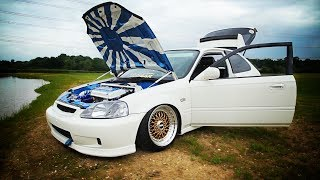 This Award-Winning Civic EK9 Laughs In The Face Of Rice