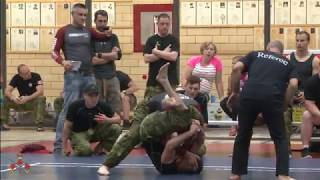 The Military Combatives Grappling Championships - (Part 4 of 6)