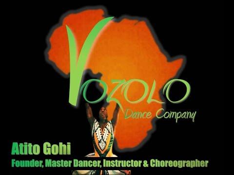 Vozolo Dance Company (Las Vegas) - Atito Gohi, Master Dancer, Choreographer (West African Dance)