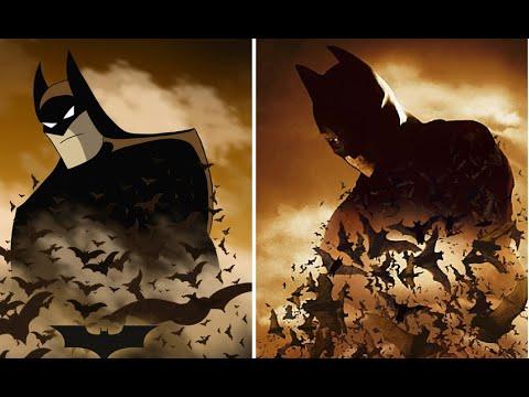 Batman begins animated trailer youtube batman begins animated trailer voltagebd Image collections