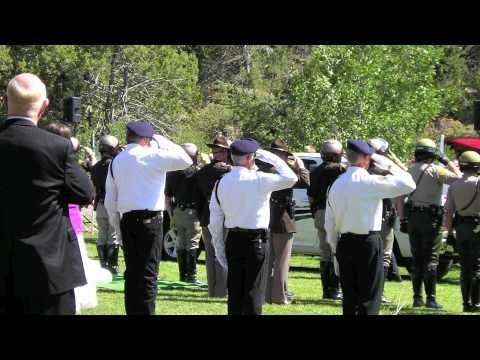 Deputy Brian Harris Funeral