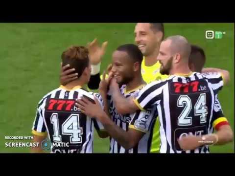R. Charleroi 2:0  RSC Anderlecht● Belgium Jupiler League 13/08/2017 Golazo de benavente