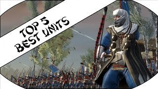 Welcome to my Top 5 Best Units on Total War: Shogun 2! In this vide...