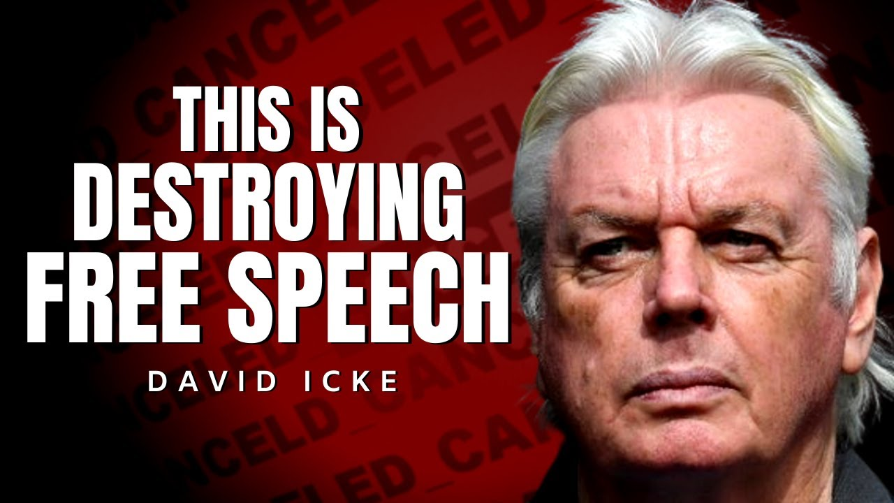 David Icke 2020 | How They're Using You To Destroy Free Speech