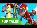 PAW Patrol Mighty Pups Charged Up Save Cap'n Turbot From a Volcano - PAW Patrol Official & Friends!
