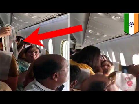 Air India flight hits bad turbulence, injures 3 passengers - TomoNews