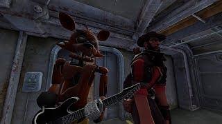 Friendly Foxy: Duel of the Century-y-y-y-y-y